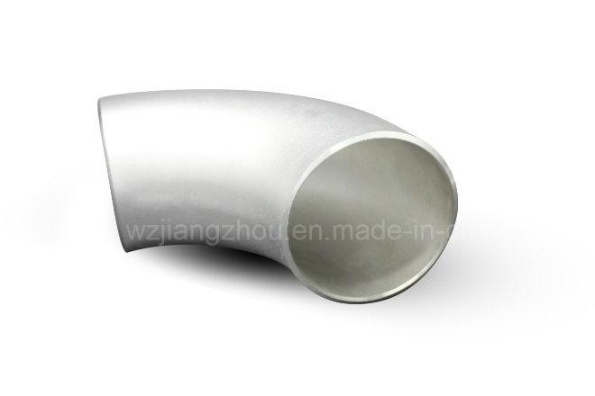 Stainless Steel 90 Degree Long Radius Pipe Fittings Elbow