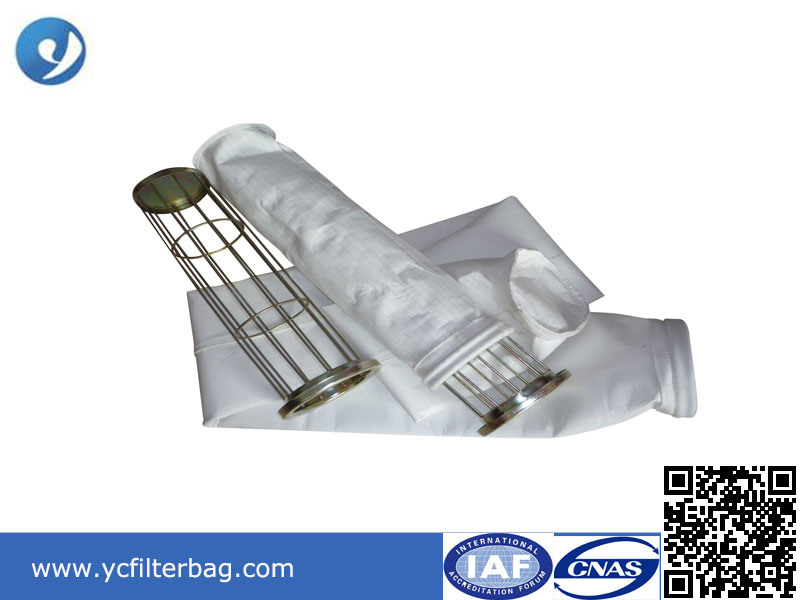Polyester Needle Felt Filter Bag for Cement Plant