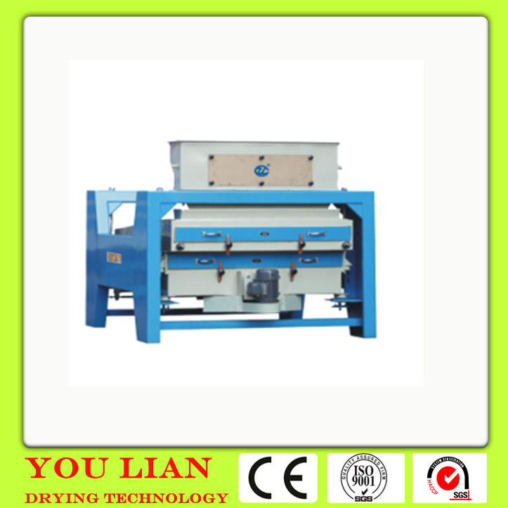 Thickness Grader for The Grain Grading and Rice Mill Plant