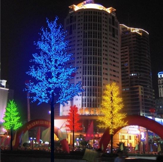 Outdoor LED Christmas Light LED Cherry Tree Light YAYE