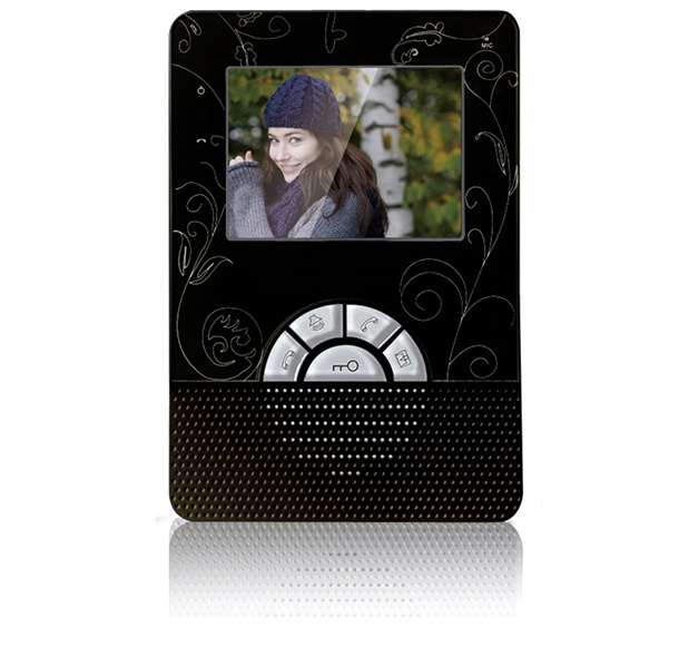 "4.3"" Fashion Video Door Phone Home Security Intercom System Kit"