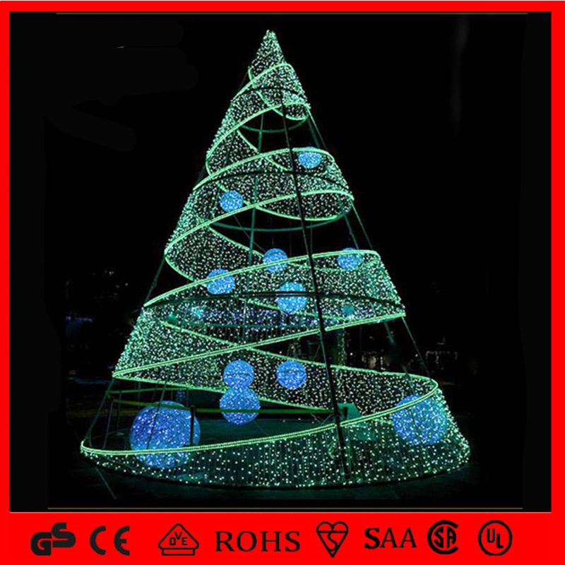 "Commercial Outdoor Christmas Tree Lights: Search Results For ""Lighted Spiral Christmas Trees"