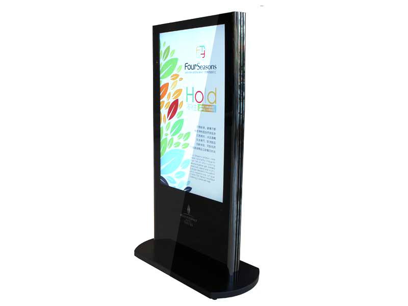 Marketing Exhibition Stand Alone : China inch stand alone advertising display sadi sg