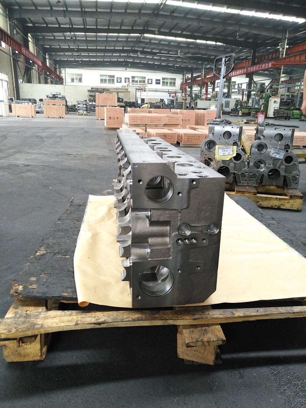 Isx15 Cylinder Head