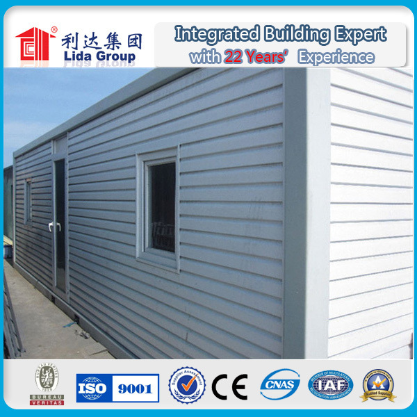 Prefab Home Prices Prefabricated 20FT Container Office Luxury Container Homes for Sale Prefabricated 20FT