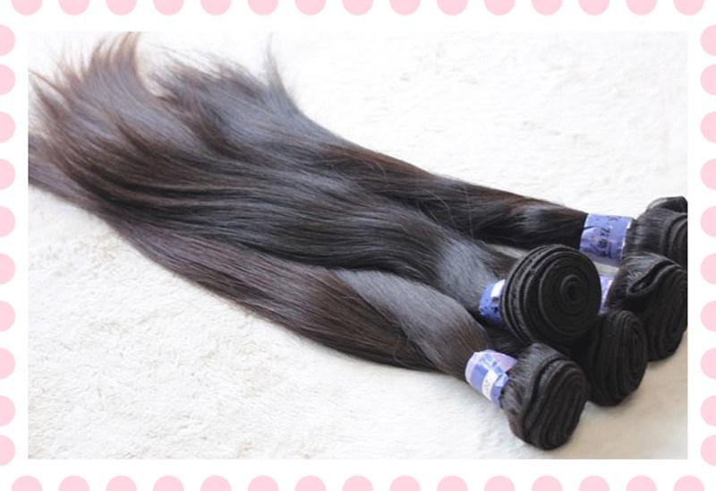 Straight Hair Weft Virgin Hair