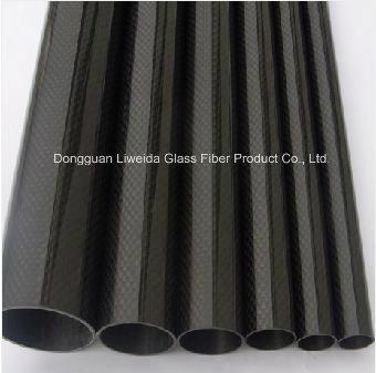 3k Carbon Fiber Weave Appearance, 3k Carbon Fiber Pole /Tube