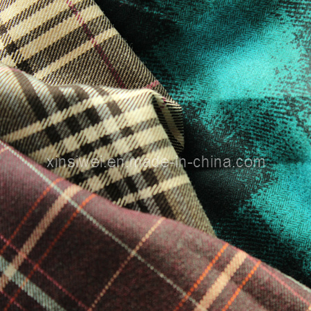 Tr Fabric with Finishing
