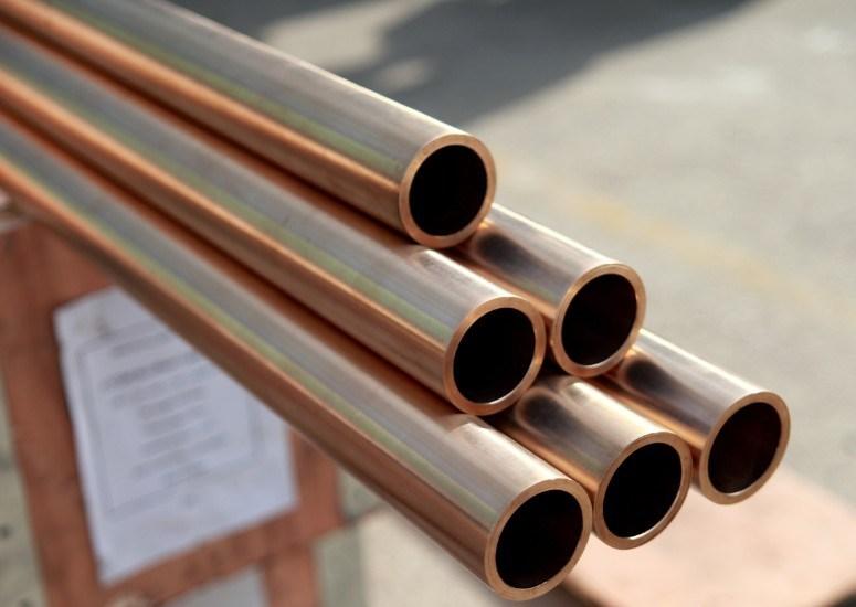 China beryllium copper pipe c alloy