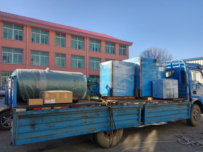 Refrigeration Type Compressed Air Dryer /Freeze Dryer (TKD-2NF)