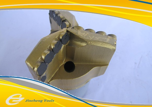 PDC Non-Coring Diamond Drill Bit for Water Well Drilling