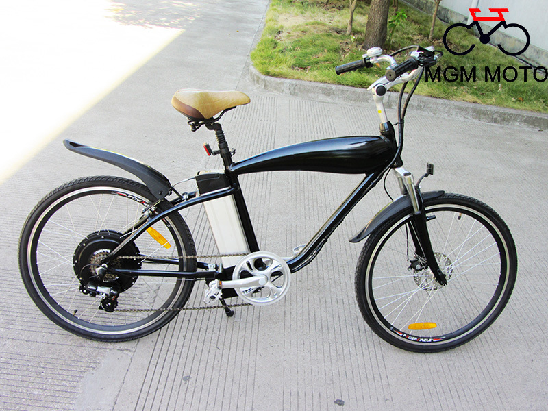 Harley New Model Fat Tire Mountain Electric Bike