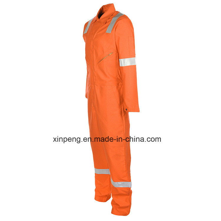 Safety Coverall with Reflective Workwear High Quality