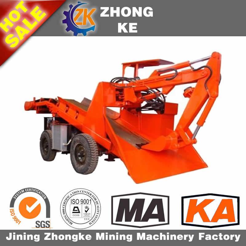 Underground Hydraulic Mining Muck Loader /Coal Mine Mucking Excavator