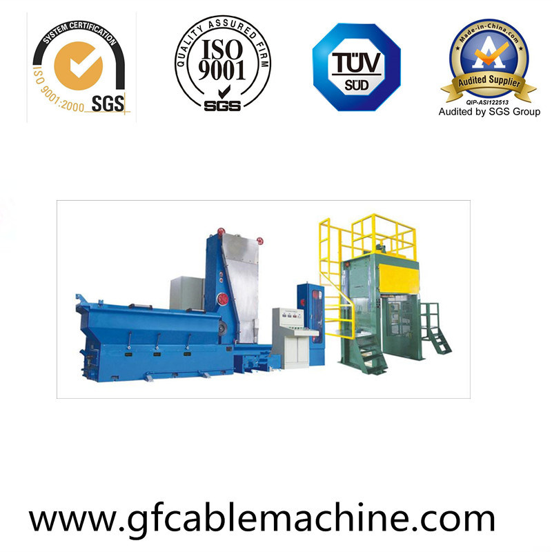 Copper Wire Drawing Machine with Annealer Machine with Coiler Machine
