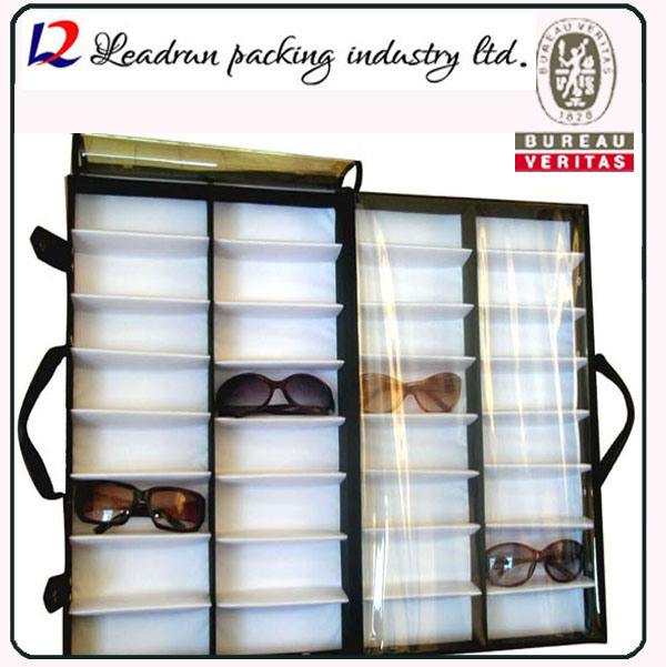 Eyewear Sun Glass Display Box Shelf Rack Stand Case (X029)