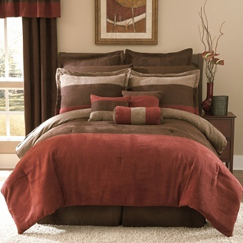 hillcrest comforter set paisley
