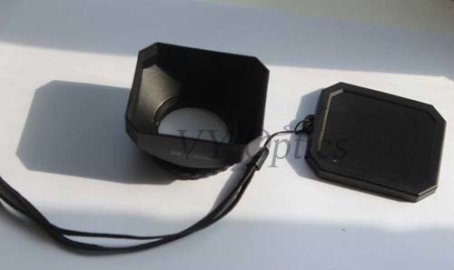 Lens Hood for 37mm Wide Angle Lens