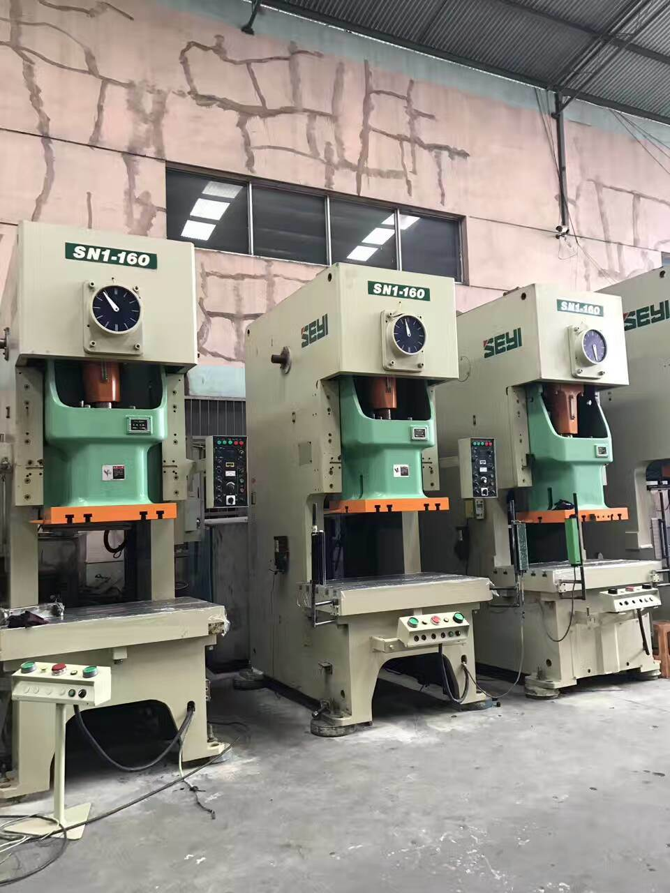 Second Hand High Speed Punch Press Machine Made by Taiwan or Japan