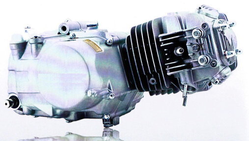 Motorcycle Engine W063