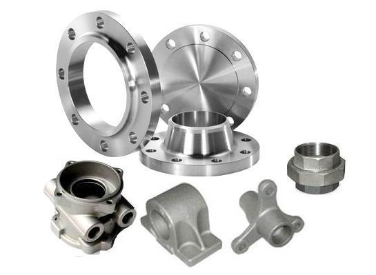 Equipment Custom Steel Casting Parts