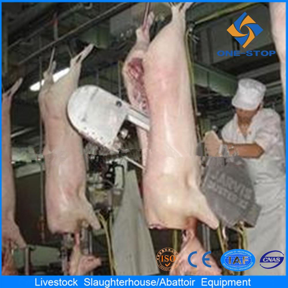 Europe Style Pig Abattoir Machinery