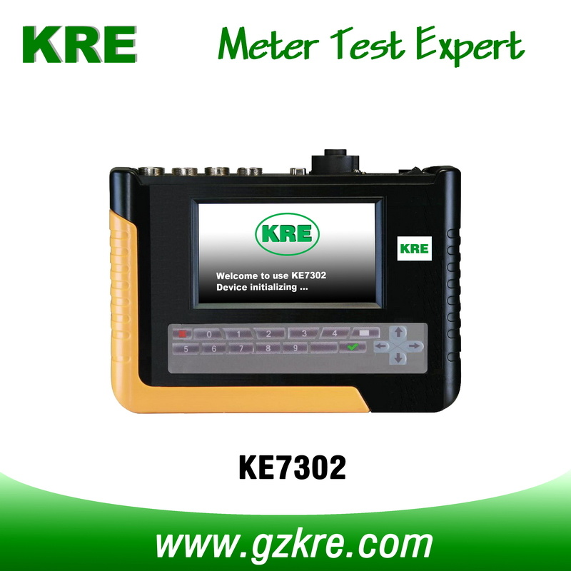 Class 0.1 Portable Three Phase Standard Meter with Terminal and Clamp CT Current Input