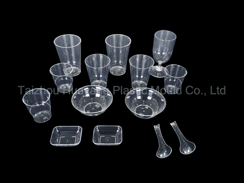 Thinwall Tableware Mould Disposable Tableware Mould