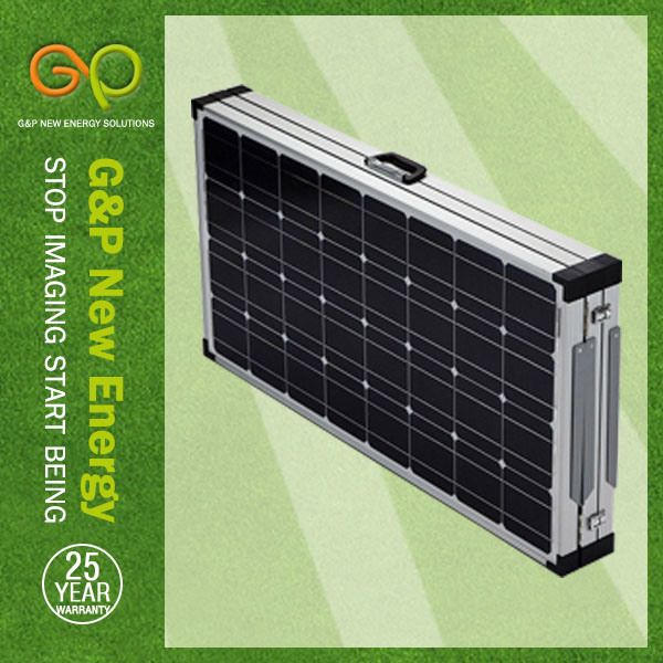 Flexible Folding Solar PV Panels
