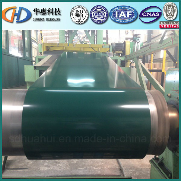 Color Coated Galvanized Steel Coil of Red Color