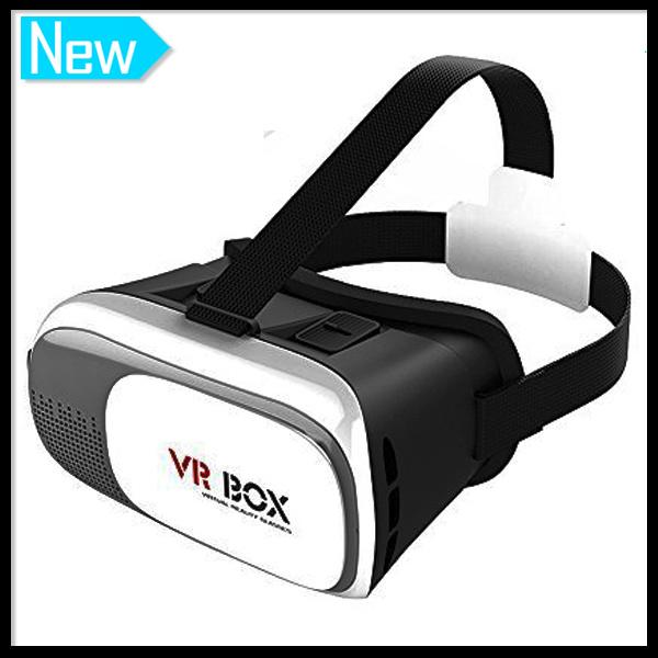 Mobile Phone Vr Box 2 Polarized Virtual Reality 3D Glasses