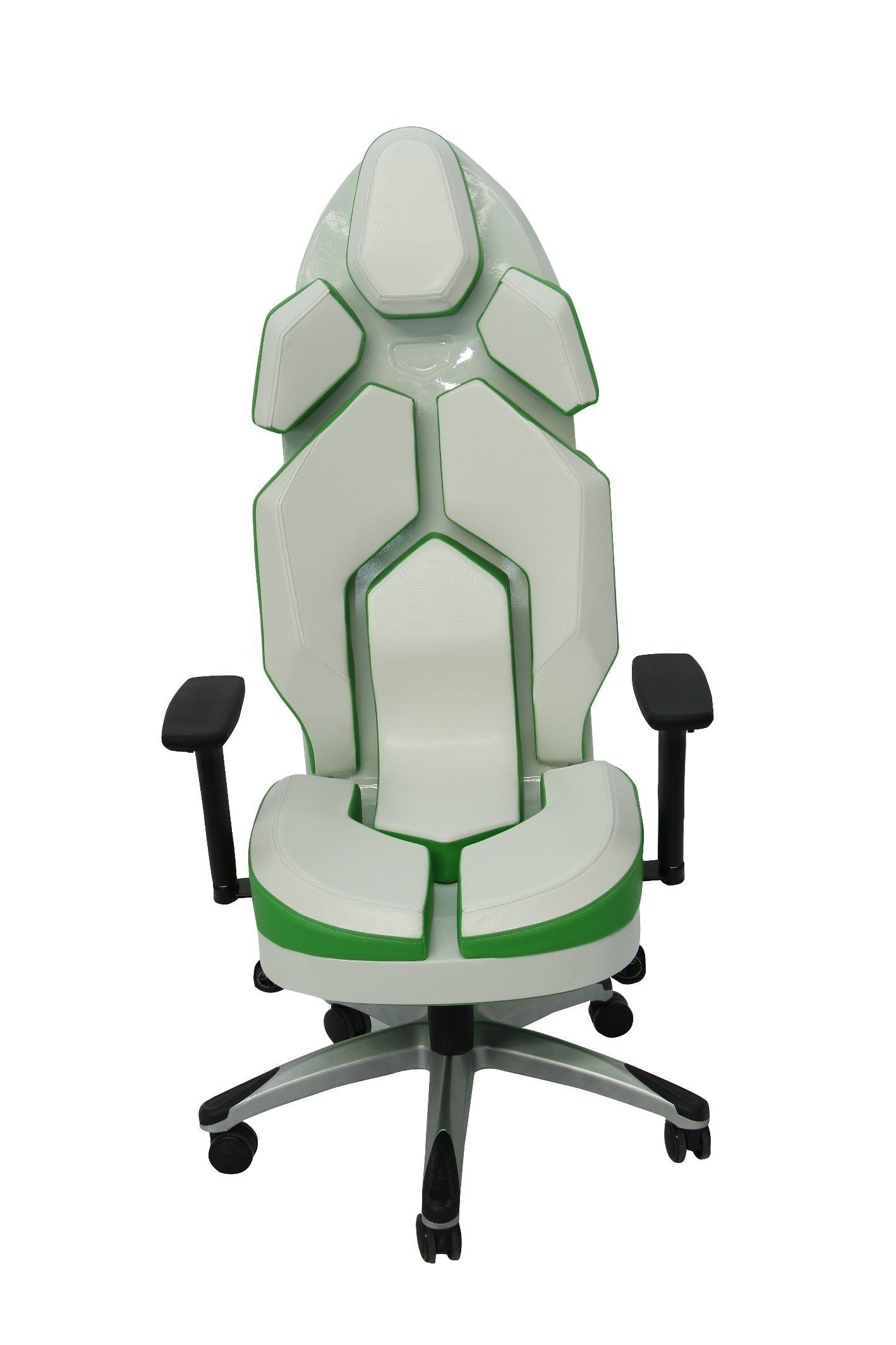 Luxury Green Fashion PU Office Chair