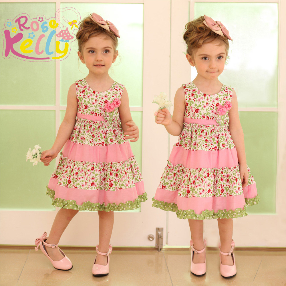 Baby Fock Design/Cotton Baby Dresses
