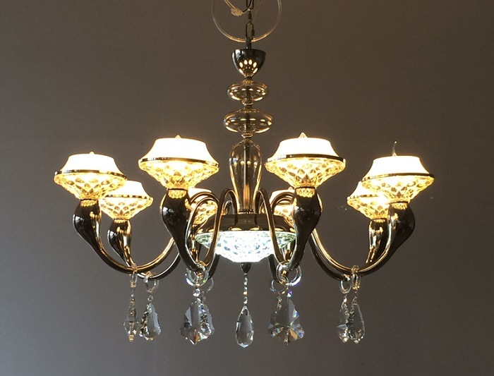 Modern Chandelier Light with K9 Crystal