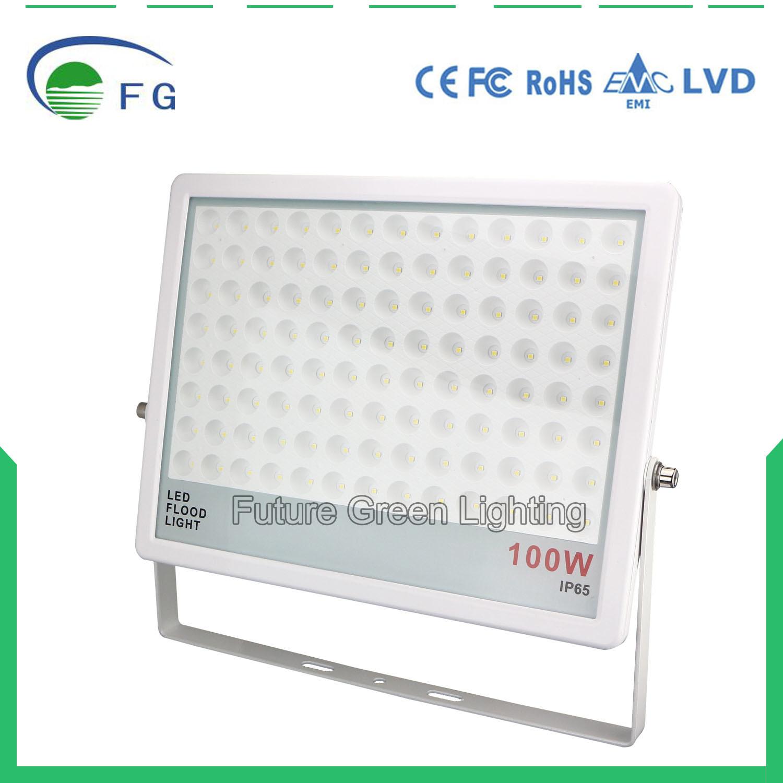 Ultra Thin 30W 50W 100W 60degree LED Floodlight