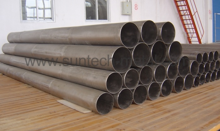 High Quality Zirconium Welded Pipe/Tube (W003)