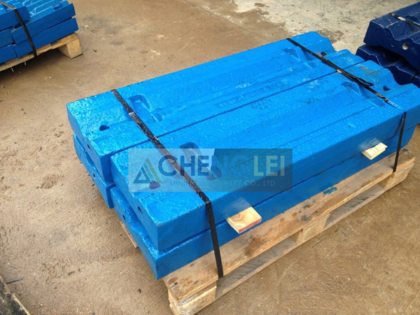 After Market Parts for Hazemag Apk60 Apk0806 Apk1006 Blow Bar