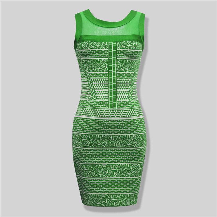 Hot Sale Ladied Lace Bodycon Dresses