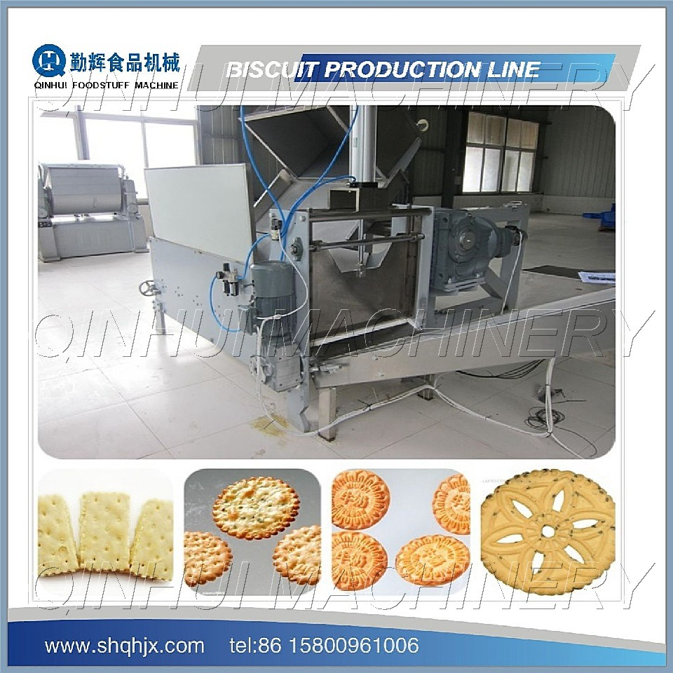 Plant Machine for Biscuit