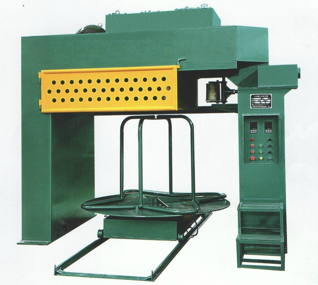 Inverted Vertical Wire Drawing Machine