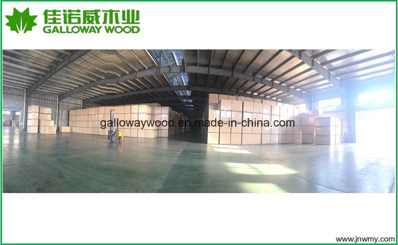 12mm 840kg Per Cbm Laminated Flooring Substrates