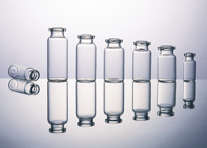 Clear Glass Vial Best Seller in EU and North American Markets