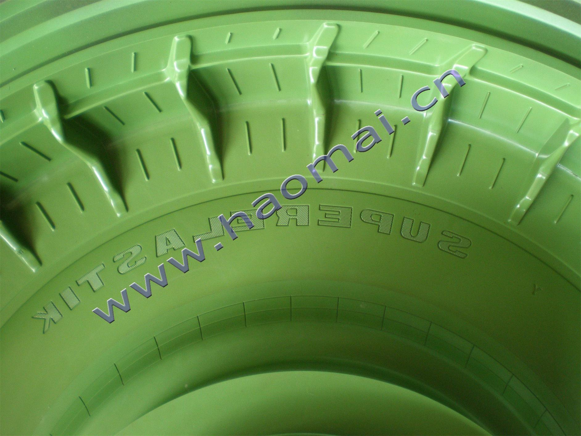 Expert of Solid Tyre Mould