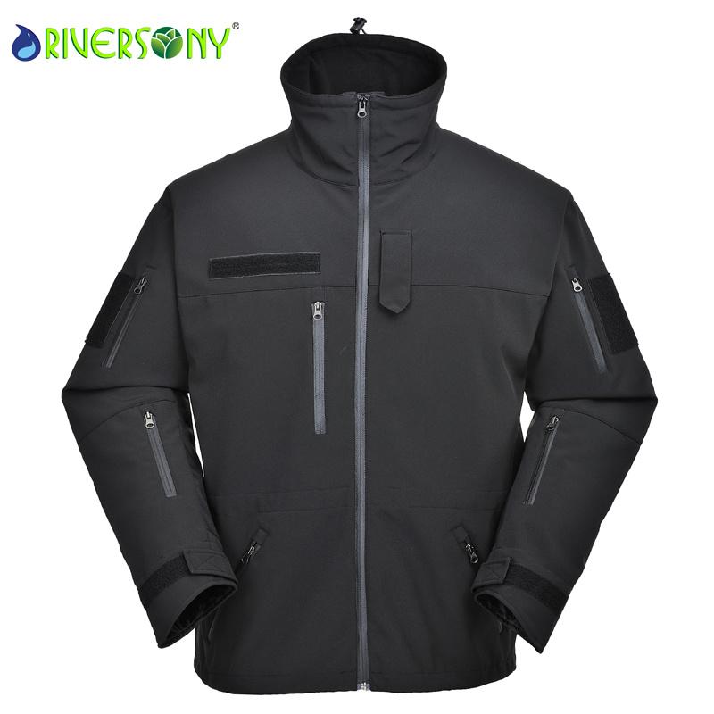 Men′s Military Softshell Jacket