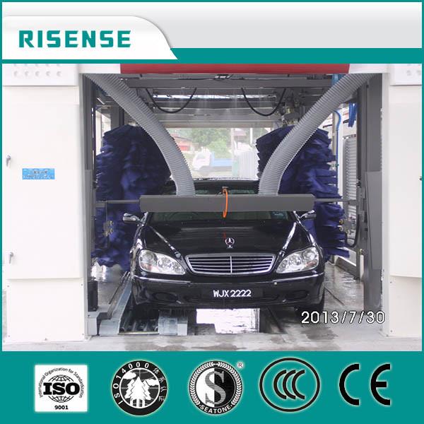 Automatic Tunnel Car Wash Machine