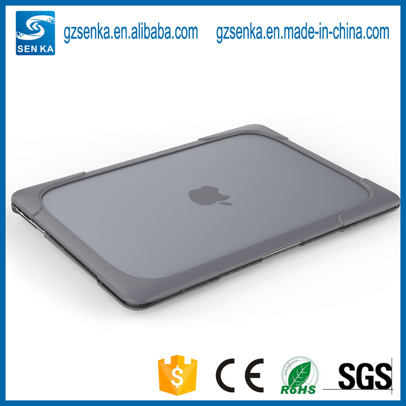 Transparent Hard Plastic Shell Skin Protector Cover for MacBook Air 13""