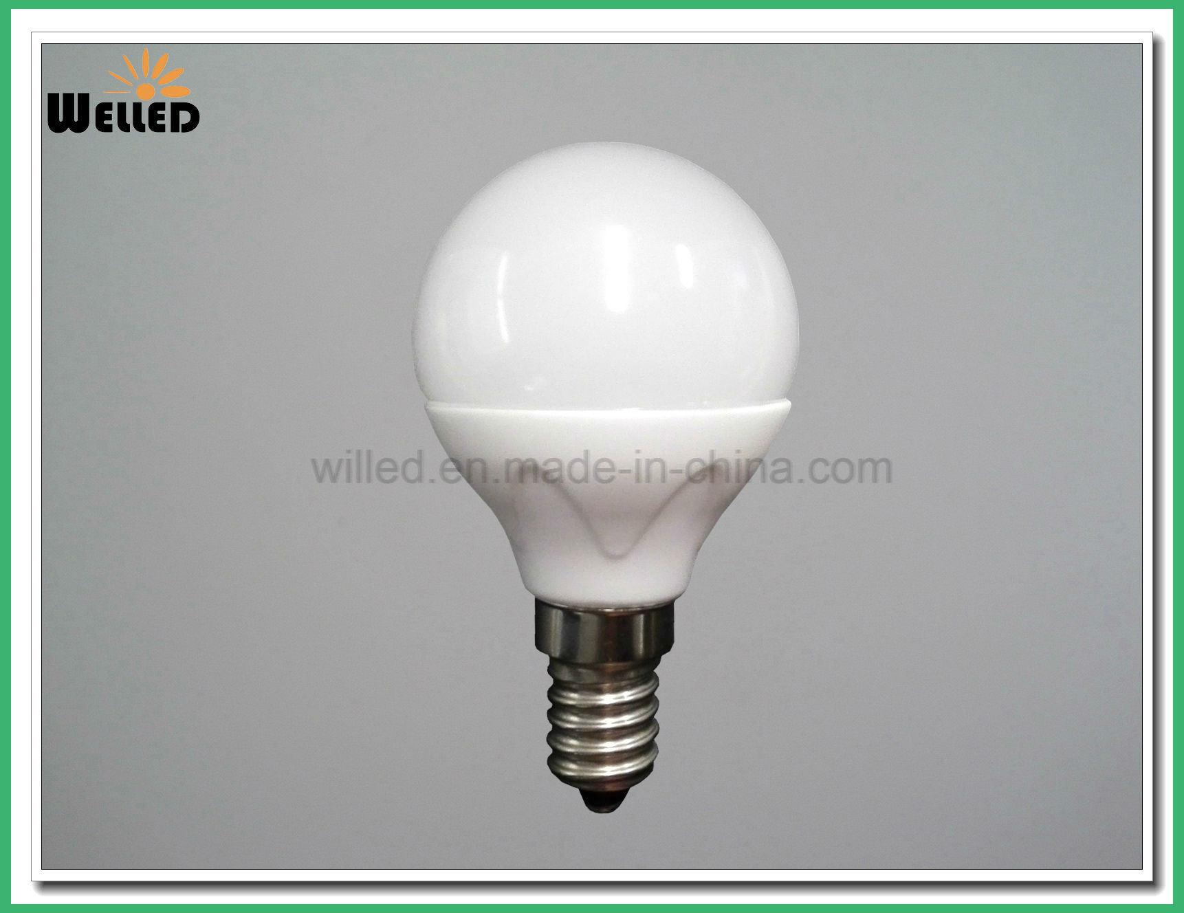 5W G45 P45 Ceramic Vintage Bulb LED Lamp Lights E14 B15