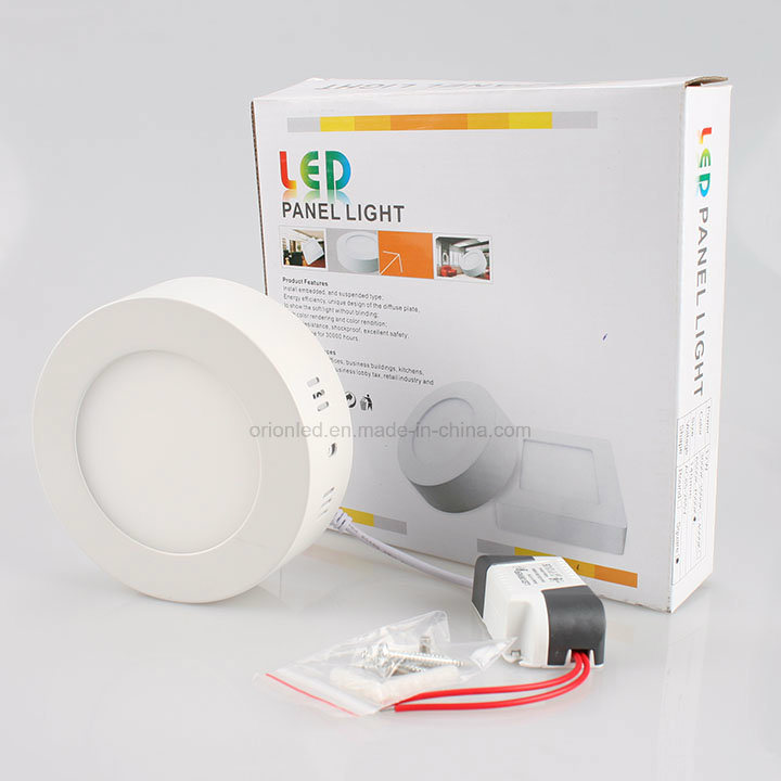 Ceiling Round LED Panel Light 6W 12W 18W LED Panel