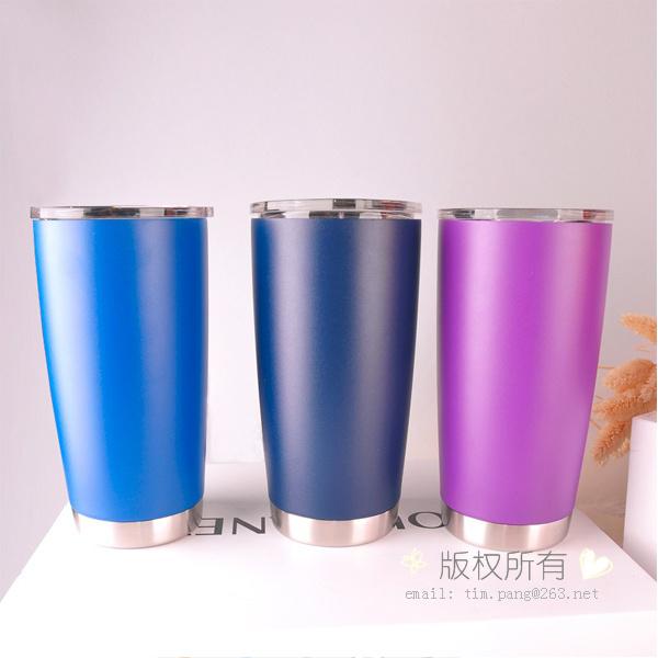 20oz Stainless Steel Vacuum Mug Travel Mug Coffee Mug Gift Mug