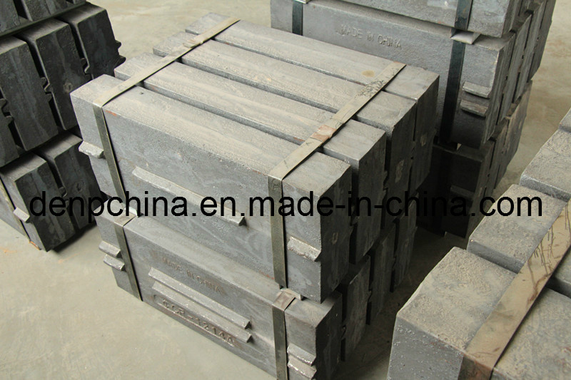 PF1210V Impact Crusher Spare Parts/PF1210 Hammer Plate/PF1210 Blow Bar